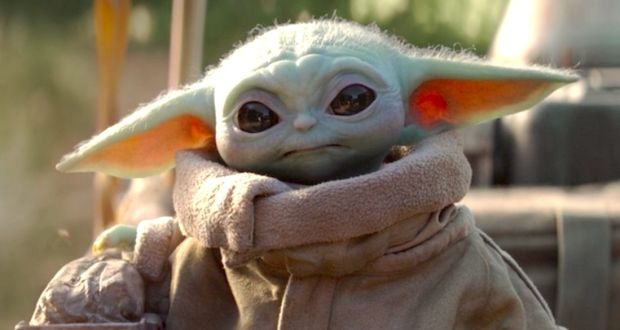 This animatronic Baby Yoda will steal your heart ...